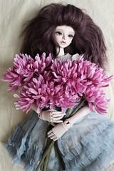 qwerthm (michellebebe) Tags: leaves doll bjd abjd dollleaves
