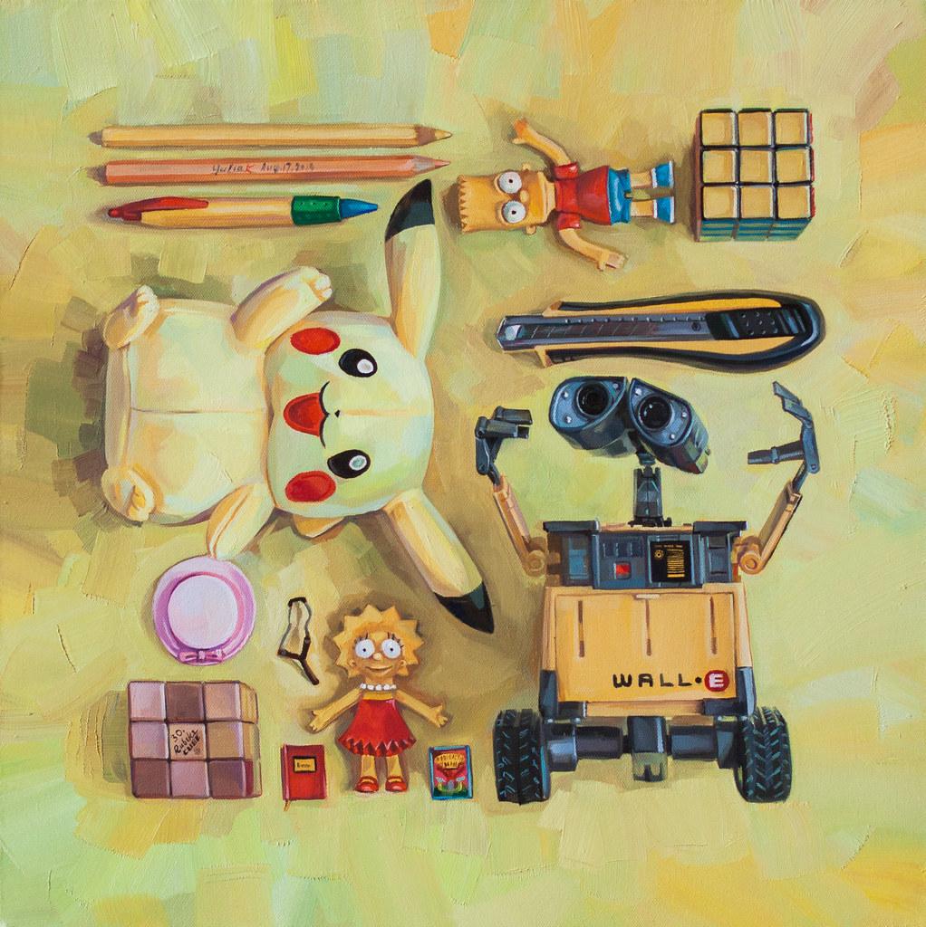 Toys. Still