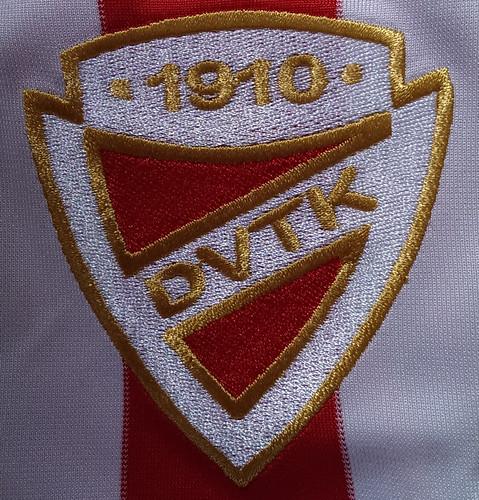 Diósgyőri VTK match worn shirt 2014/15 Vladimir Koman