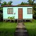 Tortuguero house, Costa Rica