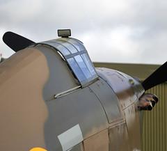 Hurricane (Bernie Condon) Tags: classic vintage fighter military hurricane ww2 preserved goodwood raf hawker warplane revival battleofbritain 2015 fightercommand