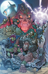 Masters of the Universe 1, cover B (J. Scott Campbell), back cover (FranMoff) Tags: comicbooks campbell mastersoftheuniverse jscottcampbell