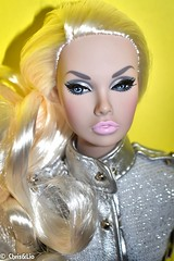 Poppy Parker Out Of This World (Chris & Lio) Tags: world fashion out toys this model doll scene poppy royalty parker integrity the 2015 of