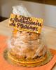 10th Anniversary treat (Josh Thompson) Tags: sb600 50mmf18d creampuffs croquembouche sc28 d7000 lightroom5