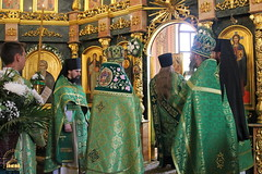 23. The commemoration day of St Sergius of Radonezh in Bogorodichnoe village / Праздник Прп. Сергия Радонежского в Богородичном