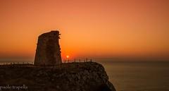 torre-minervino.. (paolotrapella) Tags: italia mare torre alba tramonti colori puglia