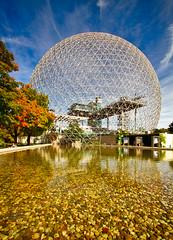 Biosphere [EXPLORED] (Matthew P Sharp) Tags: canada quebec montreal biosphere