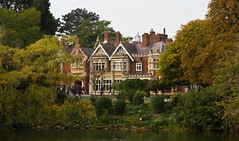 Bletchley Park, Buckinghamshire (baldychops) Tags: old house history film museum movie outside war outdoor buckinghamshire visit enigma historic mansion keiraknightley visitor alanturing worldwar2 bombe turing bletchleypark bletchley codebreakers benedictcumberbatch cumberbatch theimitationgame