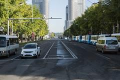 Pyongyang crossroad (bvoneche) Tags: kp pyongyang coredunord
