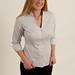 Jamie Mandarin Shirt