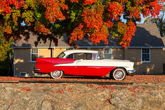 1955 Oldsmobile Rocket 88 (Old One Eye) Tags: classic 1955 car classiccar rocket 88 oldsmobile rocket88 oldsmobilerocket oldsmobilerocket88