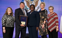 2015 National Blue Ribbon Schools Winners 294 (US Department of Education) Tags: blue national ribbon awards schools winners 2015