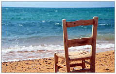 A vacant seat waiting for you (Mohamed Essa) Tags: sea redsea rassedr