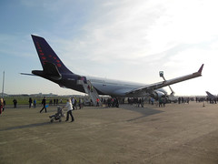 Brussels Airlines / A333 / OO-SFO / EBBR (_Wouter Cooremans) Tags: old brussels airplane aviation airlines ebbr a333 avgeek oosfo