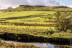 Schotland (Henk Verheyen) Tags: autumn skye landscape scotland herfst gb brug isle landschap schotland skeabost verenigdkoninkrijk fotoreis skeabostbridge
