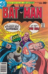 Batman 293 (micky the pixel) Tags: comics dc comic superman batman heft lexluthor knucks schlagring