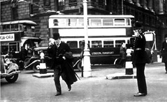 bobbies your uncle sir (insideonly) Tags: uk london westminster 1930s ad housesofparliament parliament parliamentsquare whitehall 30s 1930 sw1 palaceofwestminster metropolitanpolice trafficpoint alphadelta policeconstable stanleybaldwin cannonrowpolicestation parliamentarycrossings