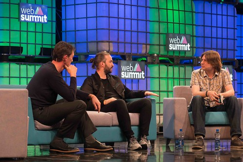 THE WEB SUMMIT DAY TWO [ IMAGES AT RANDOM ]-109838