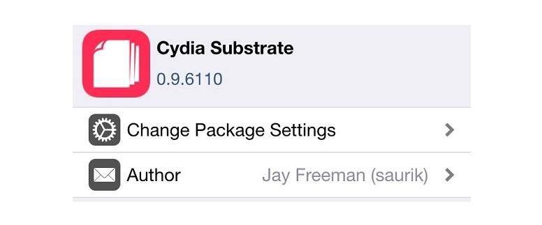 Cydia Substrate ចេញកំណែទម្រង់ថ្មីហើយ ដូច្នេះ Tweak ចាស់ៗមួយចំនួនធំអាចដំណើរការលើ iOS 9