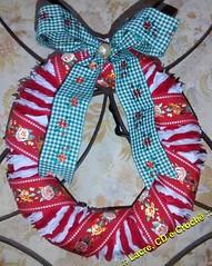 :: Lacre, CD e Crochê :: (:: Lacre, CD e Crochê ::) Tags: natal reciclagem guirlandas