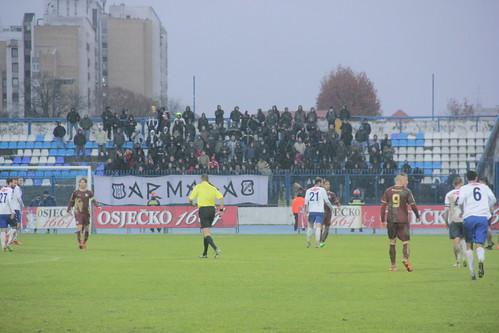 Osijek – Rijeka 1:1 (21.11.2015)