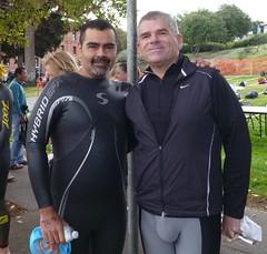P1110364 (Spandeedo and Forestman) Tags: spandex lycra bulge n2n openwaterswim n2nbodywear neoprenewetsuit