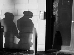 Shadows (davebobstreetphoto) Tags: shadows dundee streetphotography m43 em10 mft 20mm17