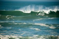 Report grosse houle Hossegor La Gravire (Trialxav) Tags: winter france big surf surfer hiver barrel wave hossegor surfing cote swell atlantique landes aquitaine
