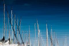 IMG_4664.JPG (esintu) Tags: blue sky reflection water marina canon eos 50mm sailing yacht istanbul sail mast 18 70d