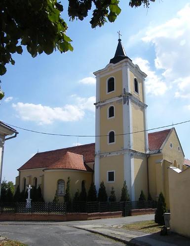 Siklós, Ferences templom