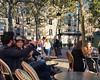 men explaining the world (grapfapan) Tags: paris montmartre café people couples communication gender