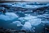 Jökulsárlón (Daniel Caridade) Tags: jökulsárlón ice iceland glacier water lake mountain cold travel blue clouds gelo islândia glaciar água azul lago lagoon lagoa frio viagem nuvens breath taking landscapes