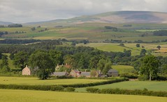 Northumberland National Park (Adam Swaine) Tags: northumberland nationalparks fields landscapes northeast englishlandscapes england uk ukcounties rural britain trees summer counties countryside hills valley canon swaine hamlet farms