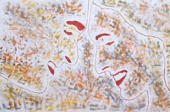Mike and Sally (schubertj73) Tags: watercolor aquarell watercolour people menschen love liebe freundschaft friendschip illustration image schubertj73 gimp fujifilm x10 paintings painting paint malerei art kunst