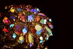 Inherited Crystal - MM (Zsofia Nagy) Tags: macromondays redux2016myfavoritethemeoftheyear week25 decorative macromonday brooch jewelry colourful colors color d3100 ourdailychallenge macro 7daysofshooting