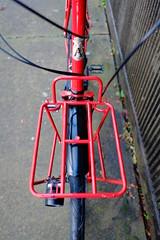 Front rack III (Ahearne Cycles) Tags: pinion gearbox 18speed custom bike commuterbike touringbike customrack
