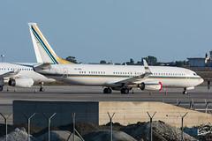 HZ-HR5 - Saudi Oger - Boeing 737-8AN(BBJ2) (5B-DUS) Tags: boeing737800 hzsaudiarabia hzhr5 planes saudioger saudi oger boeing 7378anbbj2 bbj b738 b737 737800 lca lclk luftfahrt larnaca larnaka international airplane airport aircraft aviation cyprus flughafen flugzeug plane planespotting spotting