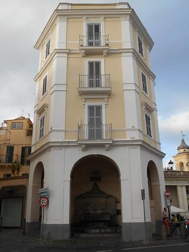 fontana, palazzo, Ariccia