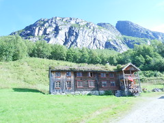 Innerdals cabin!