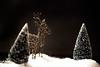Merry Christmas! (Mini-UE || Mini-Photography) Tags: christmas tree macro michel mini nicolaes miniphotography snow cold x mass xmass