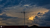 Summer sky (The Photo Smithy) Tags: blokeville nsw sydney aerials innerwest roof sky australia clouds sunset bird