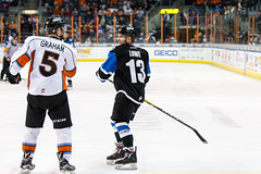 "Missouri Mavericks vs. Wichita Thunder, January 7, 2017, Silverstein Eye Centers Arena, Independence, Missouri.  Photo: John Howe / Howe Creative Photography • <a style=""font-size:0.8em;"" href=""http://www.flickr.com/photos/134016632@N02/31872460680/"" target=""_blank"">View on Flickr</a>"