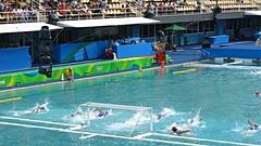 RIO 2016 Aquatics Maria Lenk