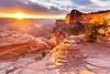 Far West Sunrise (Loïc Lagarde) Tags: canoneos5dmarkiii