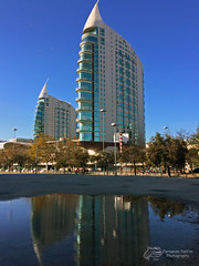 (Fernando Delfim Photography) Tags: lisboa lisbon parquedasnacoes reflection