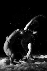 Feather Dance (Lorenzo Passini www.lorenzopassini.it) Tags: lorenzopassini feathers dancer male maledancer body bodies nude malenude fineart
