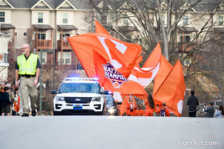 National Championship Parade Photos