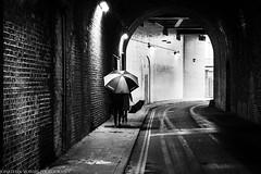 umbrellas (Jonathan Vowles) Tags: bermondsey londonm tunnel tunnels umbrellas