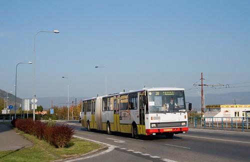 Karosa B741 č.50 DP Most