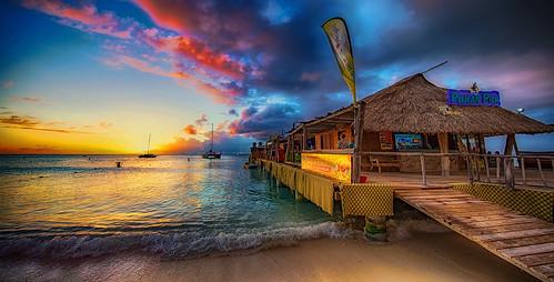 De Pelican Pier, Aruba